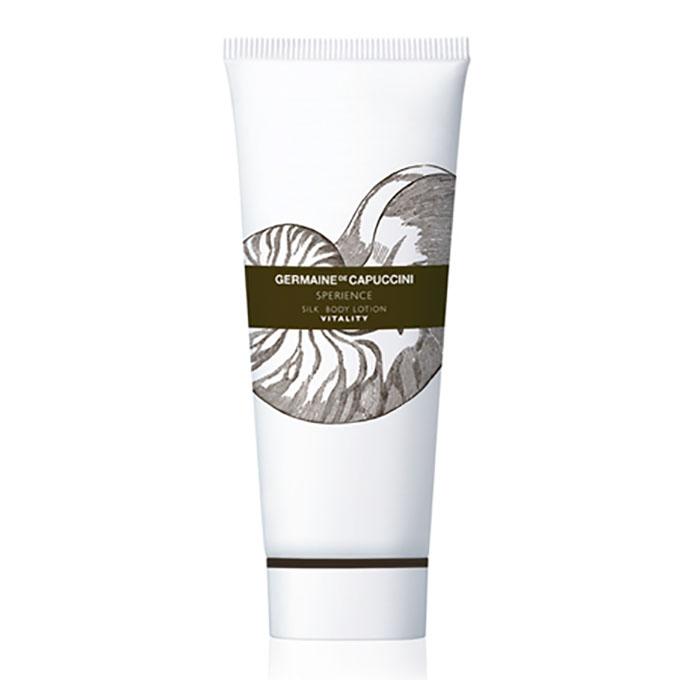 Sperience silky body lotion